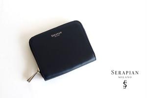 セラピアンミラノ|Serapian |ミニファスナーウォレット