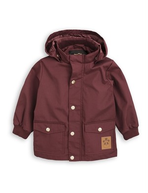 mini rodini / PICO JACKET[Burgundy]