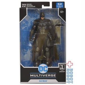 DC マルチバース ジャスティス・リーグ ザック・スナイダーカット #058 バットマン