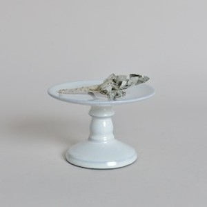 rpm /  高杯(たかつき) 平なり 〈食器 / お皿 / コンポート / ケーキスタンド 〉