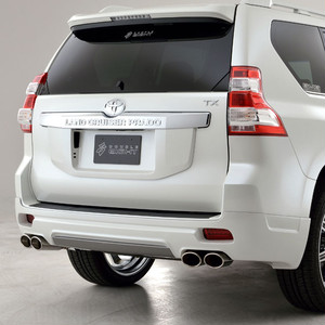 LAND CRUISER PRADO 150 M/C Middle DOUBLE EIGHT Rear Half Spoiler
