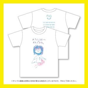 メランコリーツアー Tシャツ(ホワイト)