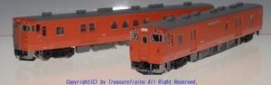 キニ28形(T)+キユニ28形(M) 2両セット(MicroAce製ベース) 加工特製品