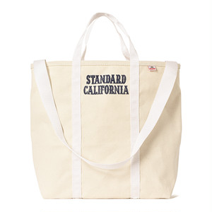STANDARD CALIFORNIA #SD Made in USA Canvas Shoulder Bag