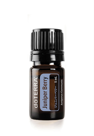 【doTERRA】ジュニパーベリー Juniperus communis (5ml)