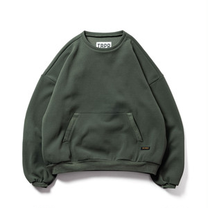 TIGHTBOOTH SMOOTH CREW Almond Green XL