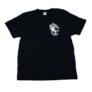 髭髭倶楽部 [#HHC] / PLAY WITH ME tee [black]