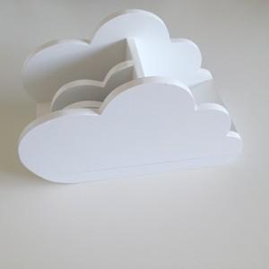 雲の小物入れ 雲ケース  木の小物入れ