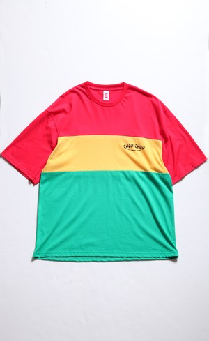 BIG RASTA PANEL T-SHIRTS-RASTA