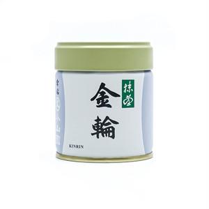 【宇治茶 抹茶】金輪(きんりん)40g