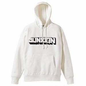 JUNXION HOODIE WHITE