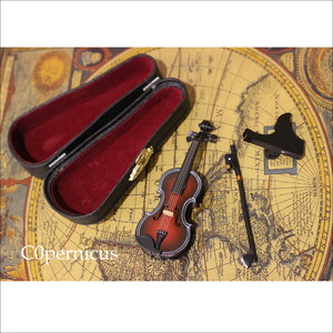 【ミニチュア楽器】鉛筆削り/浜松雑貨屋 C0pernicus