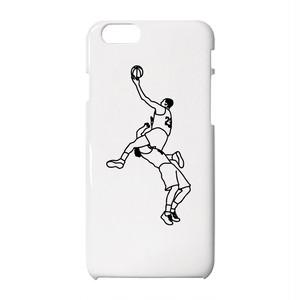 バスケ#4 iPhoneケース