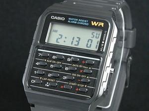 カシオ CASIO カリキュレーター 腕時計 CA53W-1Z