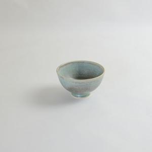 天平の甍 飯椀(小) 大堀焼京月窯