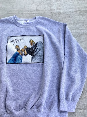 LEFTY ART 【ペアシューズ CREW NECK SWEAT】
