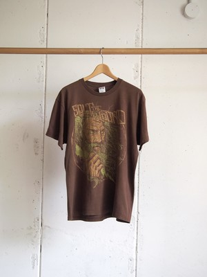 USED / SALT THE WOUND, Print T-shirts