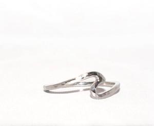 シルバー925 リング ウェーブ 波 ハワイアン sterling silver ring WAVE
