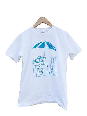 化け猫あんずちゃん アイス屋【Tシャツ】