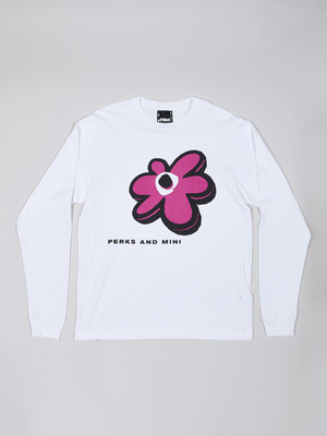 P.A.M. (Perks And Mini) / VECTOR GESTURE LS TEE