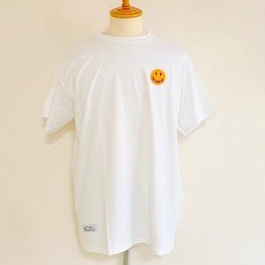 Fluorescent Smile T-shirts Orange