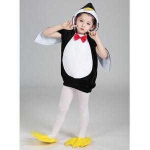 予約 キッズコスプレ ペンギン きぐるみ ぺんぎん アニマル 動物 子供 キッズ パジャマ コスプレ ハロウィン パーティー グッズ 余興 かわいい コスチューム イベント用品 仮装 衣装 kids16