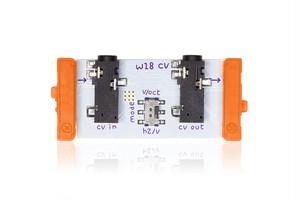 littleBits W18 CV リトルビッツ コントロール・ボルテージ【国内正規品】