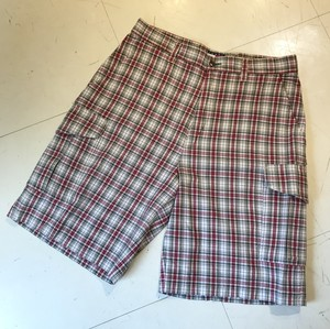 TOMMY HILFIGER Check Cargo Shorts w30
