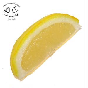 レモン くし切り 食品サンプル マグネット
