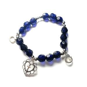 SAD44mg「 ♡手錠 」Handmade Bracelet