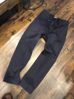 edit clothing Classic skater pants(クラッシックスケーターパンツ/ネイビー)