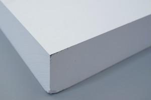 RTボード 400 x 300 x 50mm / 石膏ボード 型成形 ハンドレイアップ