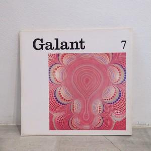 詩画誌Galant (ガラン) 7