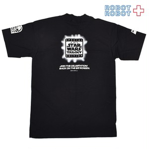 Tシャツ スターウォーズ  ダース・ベイダー PLAY THE FEEL THE FORCE GAME!