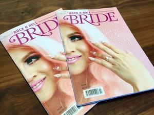 ROCK'N ROLL BRIDE magazine ISSUE 13