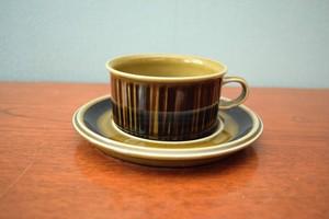 アラビア コスモスティーカップ&ソーサー3【ARABIA/Kosmos】北欧 食器・雑貨 ヴィンテージ | ALKU