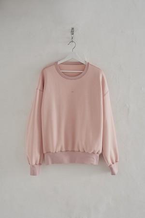SR SWEAT SHIRT (baby pink)
