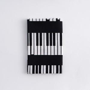 てぬぐい:ピアノ