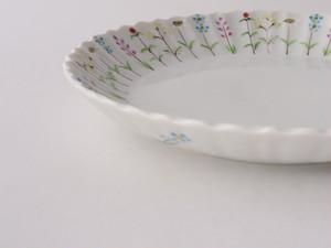花の小路 リンカ深皿