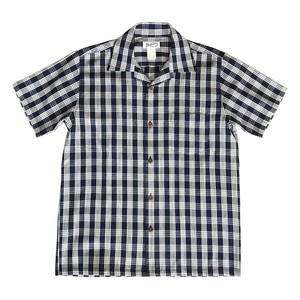オリジナル パラカシャツ  Men's オープン / ネイビー