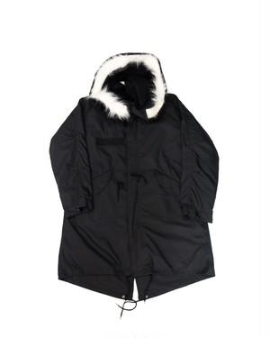 M65 military mods coat(black)