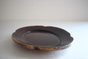 中川紀夫(紀窯)|木瓜皿