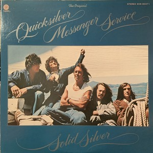 【LP】QUICKSILVER MESSENGER SERVICE/Solid Silver