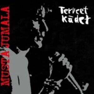 TERVEET KADET - MUSTA JUMALA  CD