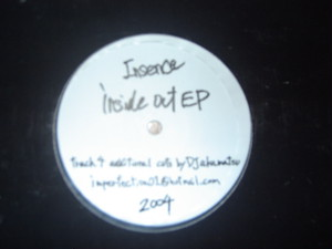 insence/inside out EP 12inch