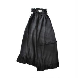 HOUGA Windy skirt Black