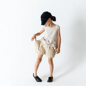 H/W DRAP TANK DRESS / LL