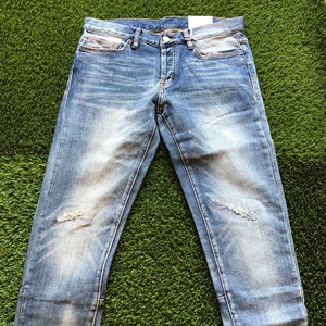 【MNML】 -ミニマル-M12 STRETCH DENIM BLUE