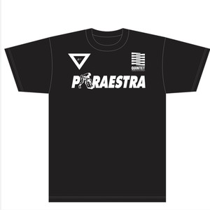 TEAM PARAESTRA T-shirt BLACK