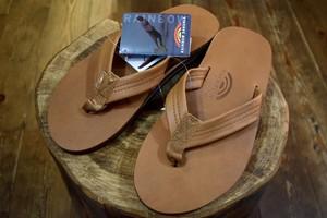 新品 Rainbow Sandals Classic Leather double mid sole S0385